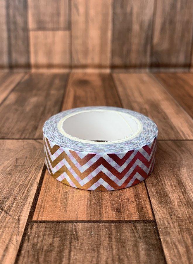 Washi tape | Rainbow pattern