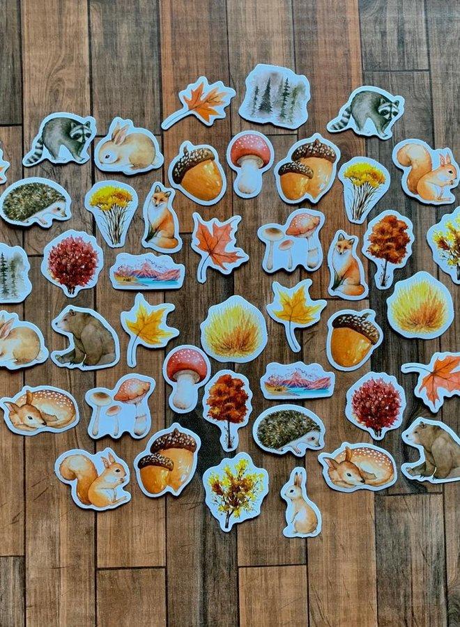 Stickers | Autumn