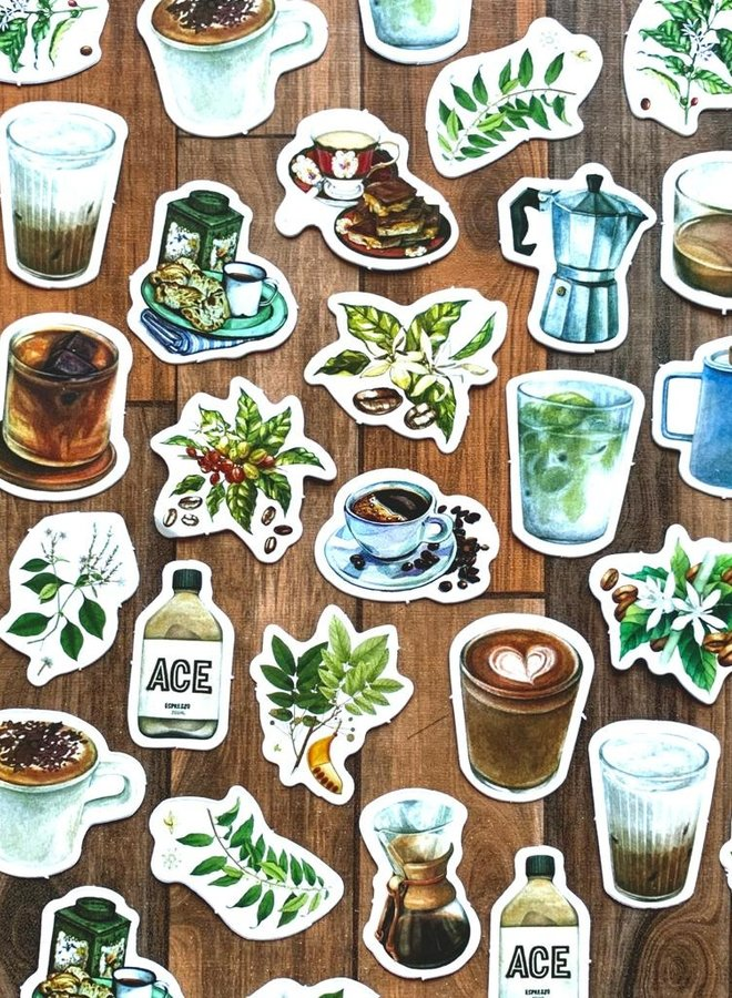 Stickers | Coffee