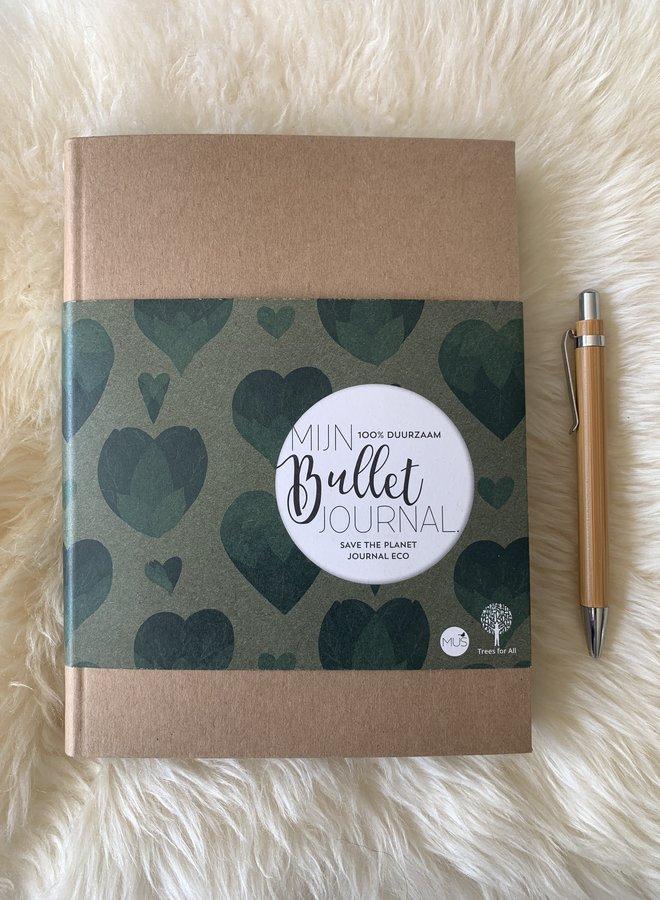Mijn Bullet Journal | Eco edition