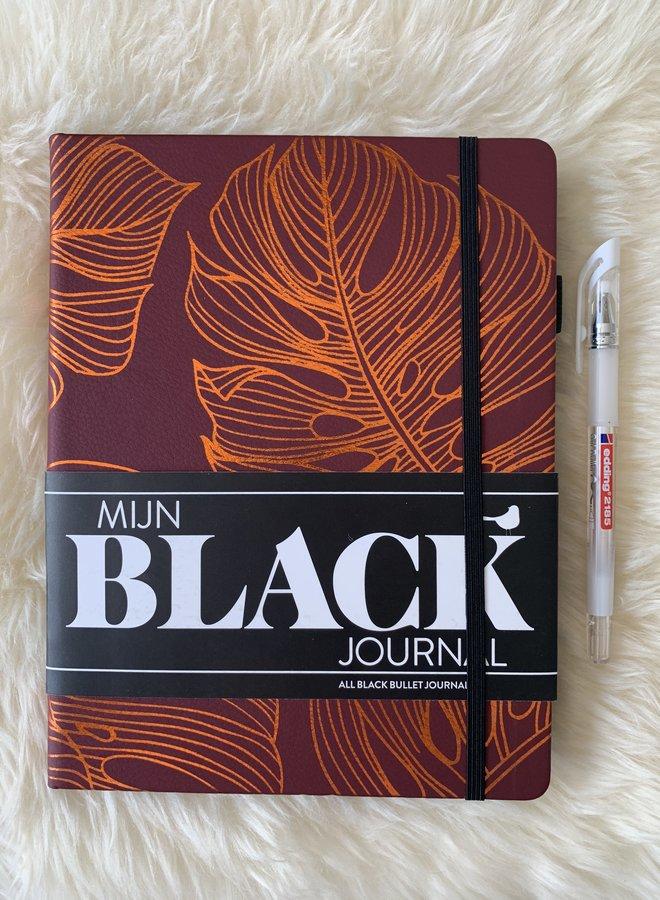 Mijn Black Journal | Monstera