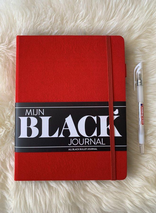 Mijn Black Journal | Red Velvet