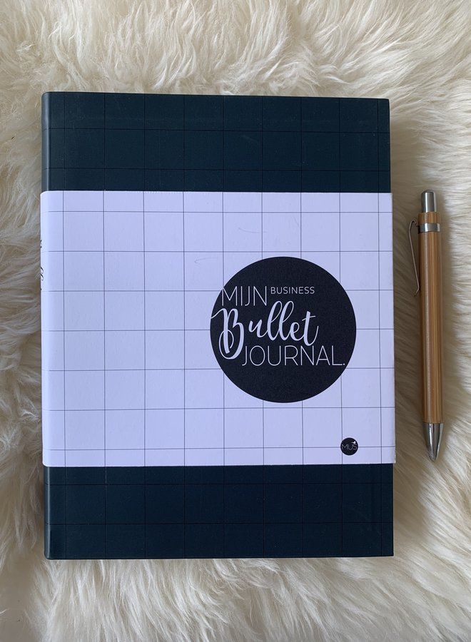 Mijn Bullet Journal | Business Blue