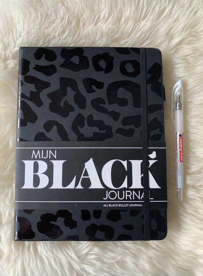 Mijn Black Journal | Black Panther
