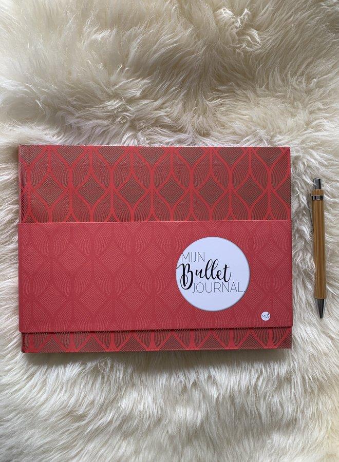 Mijn Bullet Journal | Rood