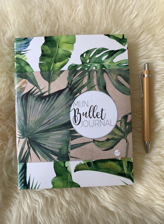 Mijn Bullet Journal | Botanisch
