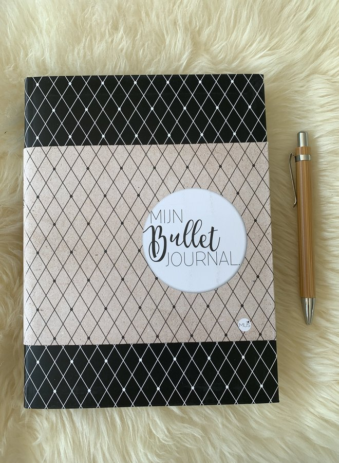 Mijn Bullet Journal | Zwart