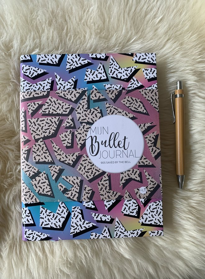 Mijn Bullet Journal | 90s Saved by the bell