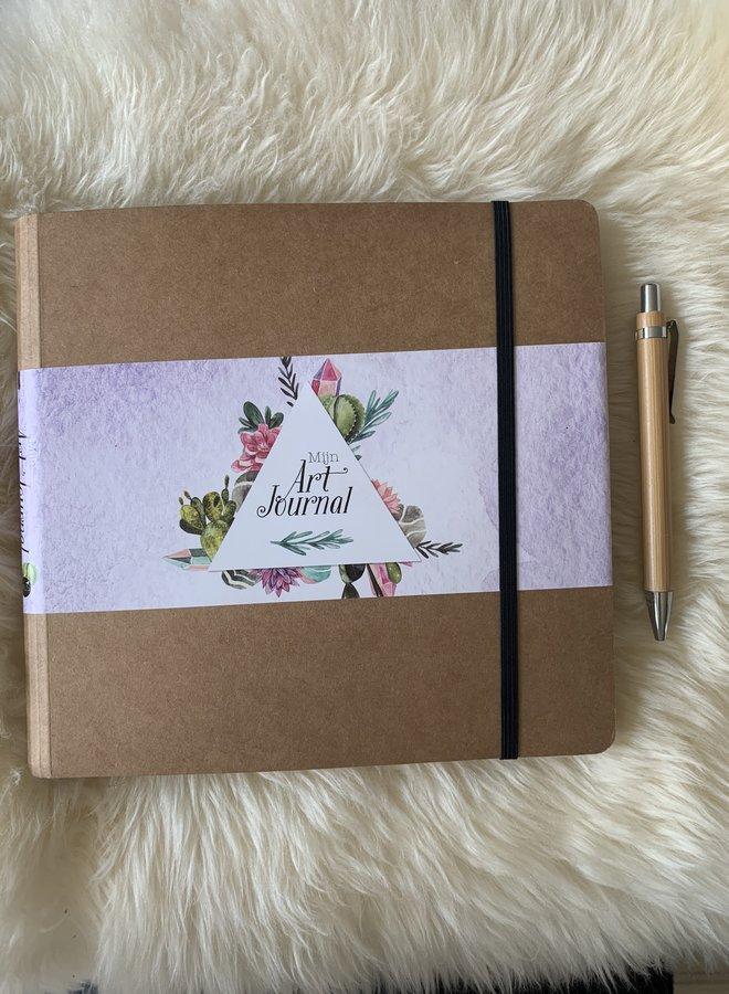 Mijn Art Journal | Aquarelpapier