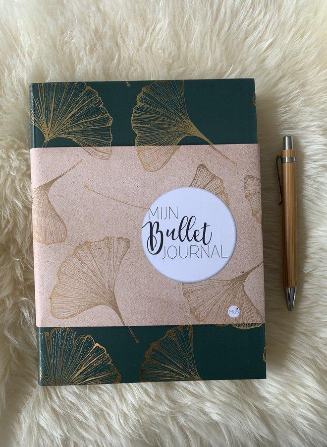 Mijn Bullet Journal   Ginkgo Biloba