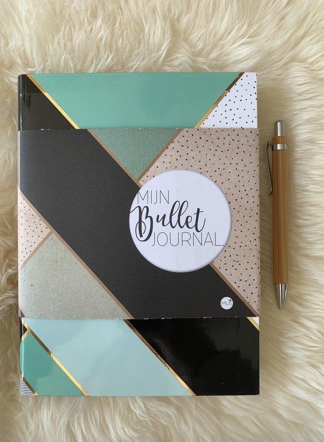 Mijn Bullet Journal | Mint & goud