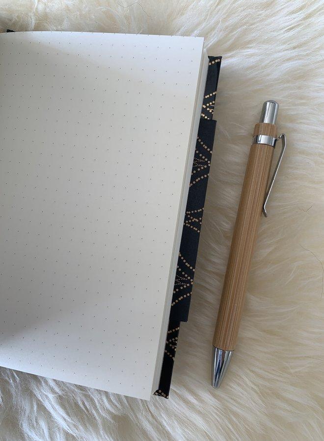 Mijn Bullet Journal I Zwart goud