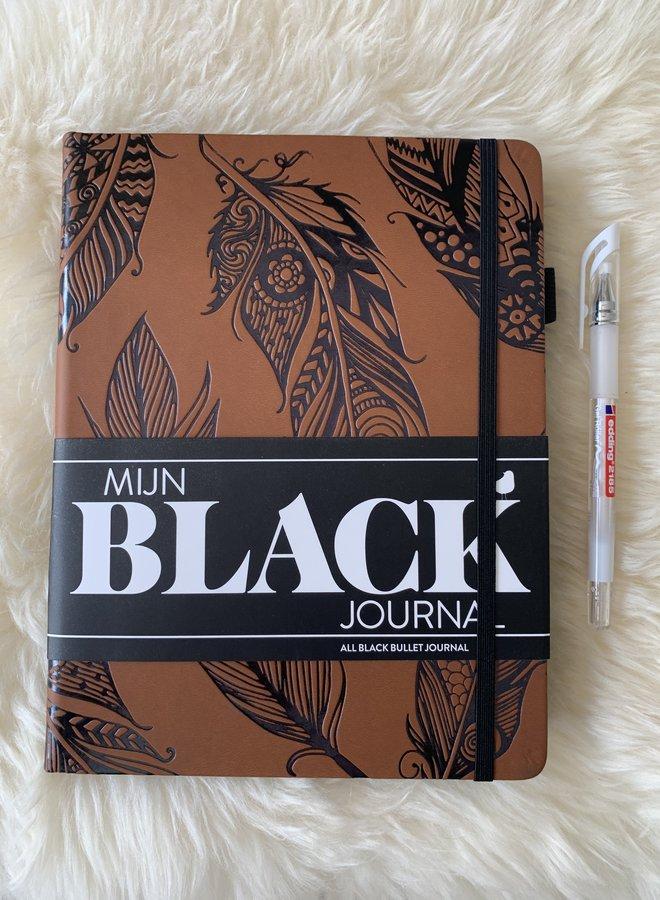 Mijn Black Journal | Bohemian Brown