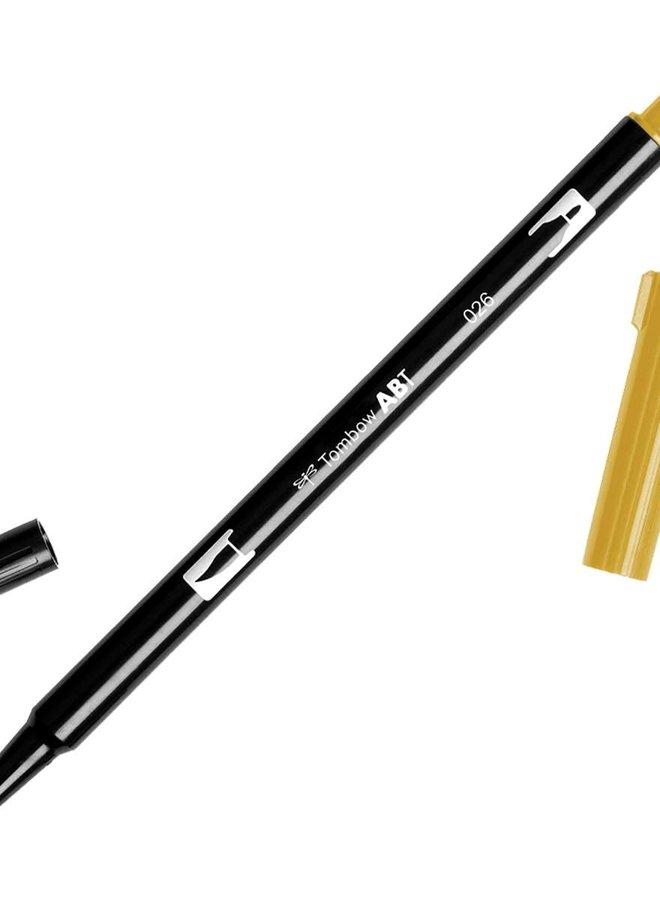 Tombow | Dual Brush Pen - 026