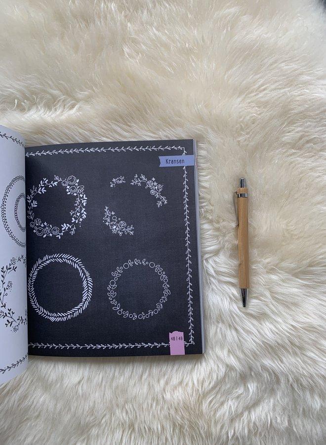 Forte creatief | Handletter versieringen - Annika Sauerborn