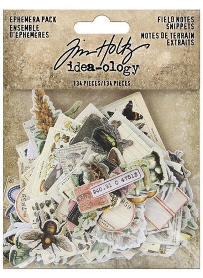 Tim Holtz   Idea-ology - Ephemera pack
