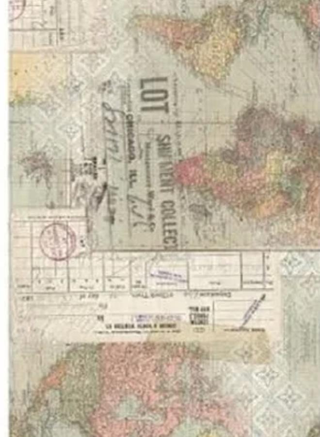 Tim Holtz | Collage Paper