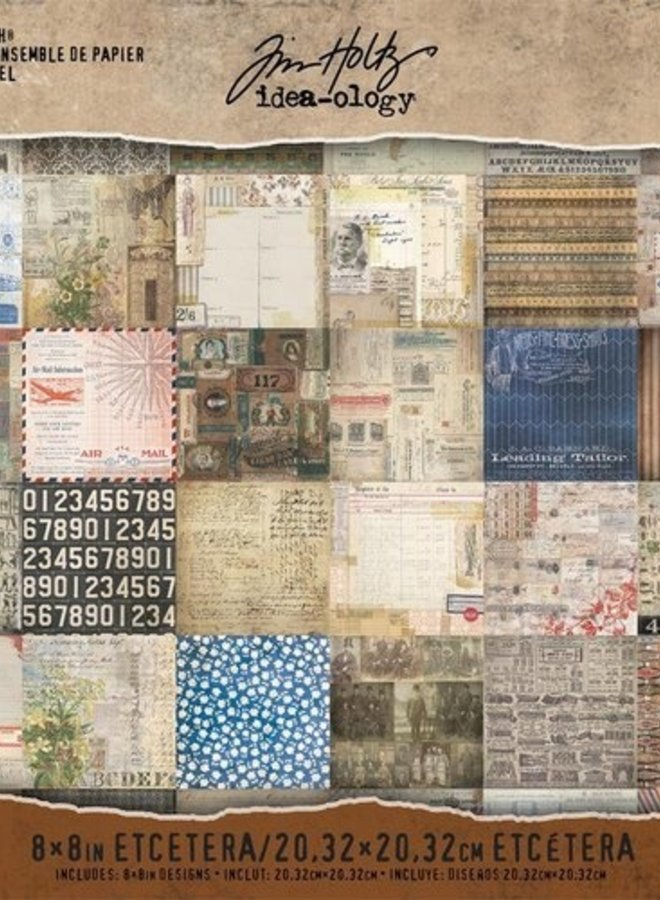 Tim Holtz   Idea-ology - paper stash