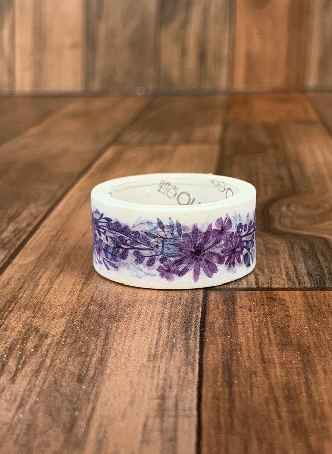 Washi tape clip | Bloemen string