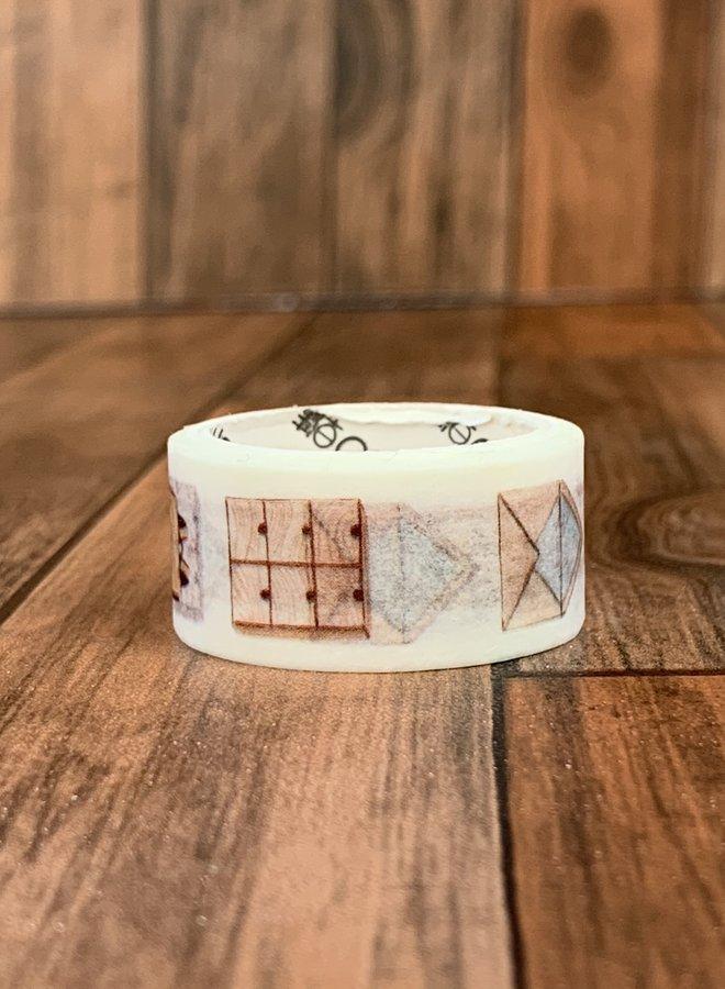 Washi tape | Tassen