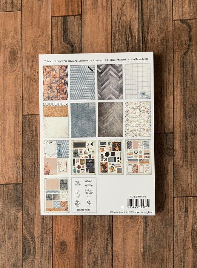Studio light | Home deco - paper pad