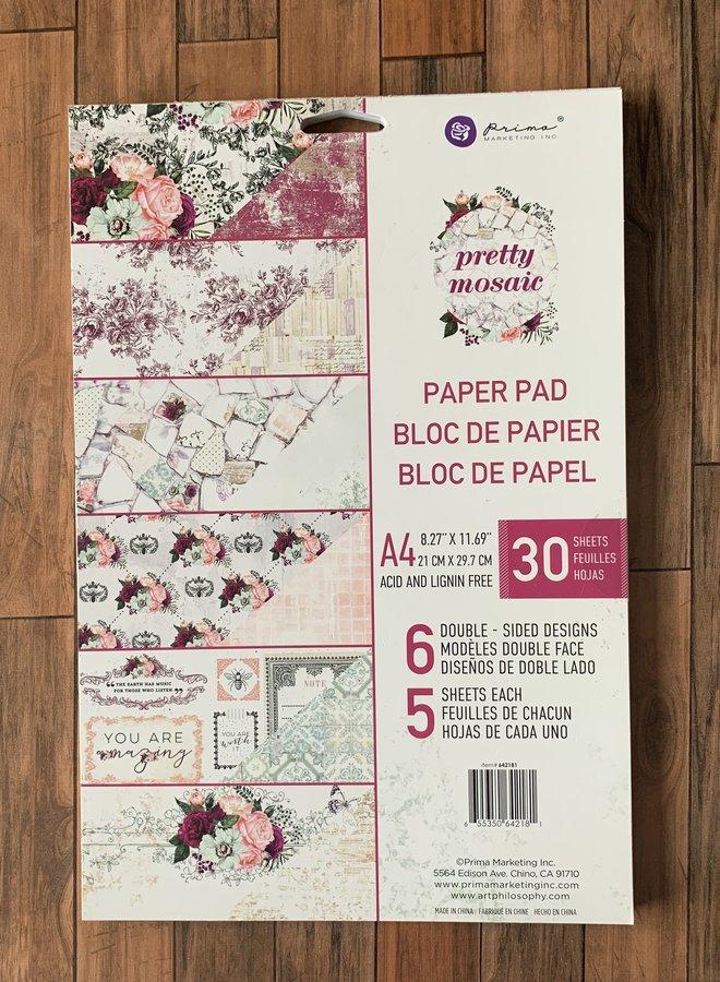Prima | Pretty misaic- Paper pad