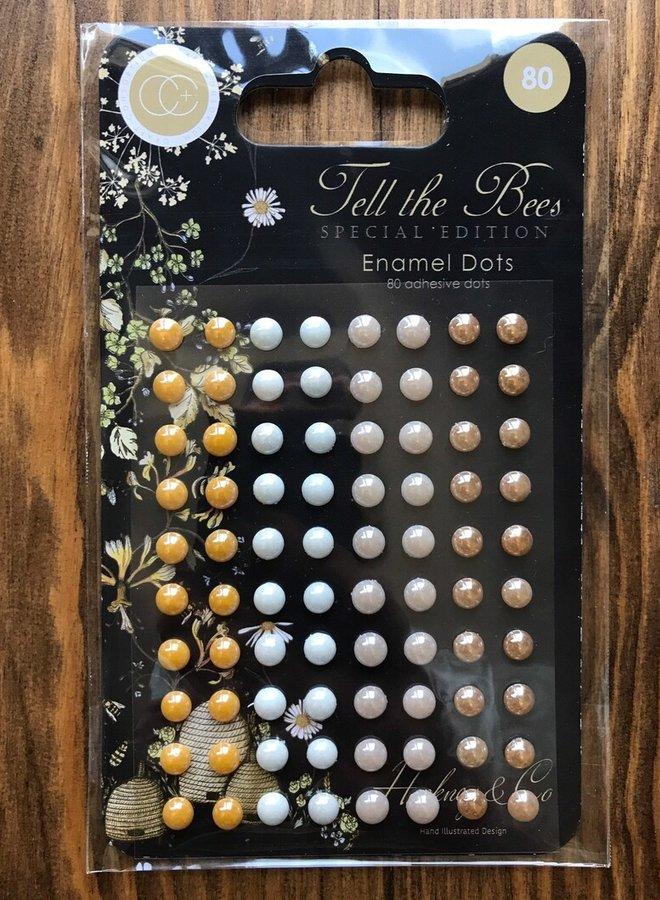 Craft consortium   Tell the bees - Enamel dots