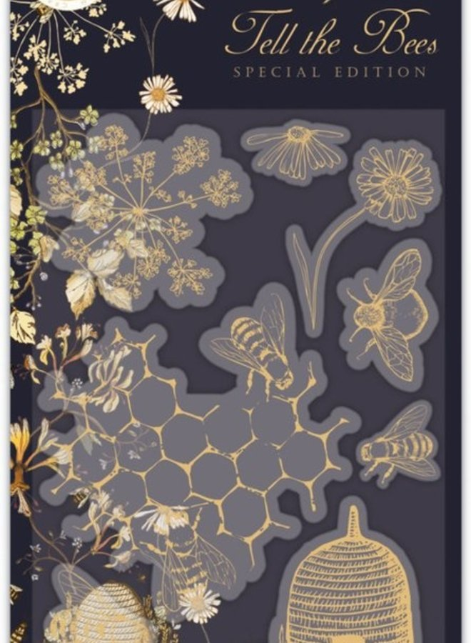 Craft consortium   Tell the bees - Clear stamp