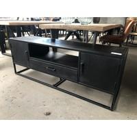 TV meubel 150 zwart