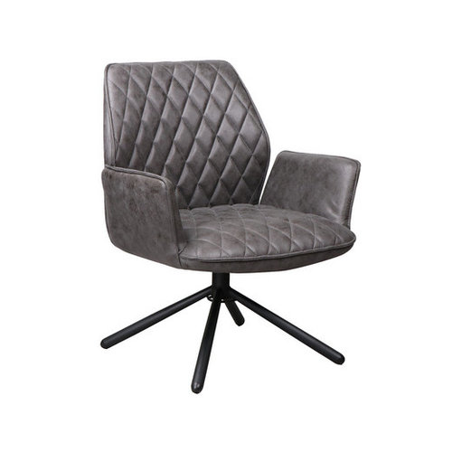 Fauteuil Donna antraciet