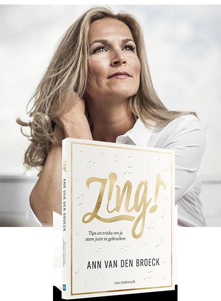 'Zing!' met Ann Van den Broeck