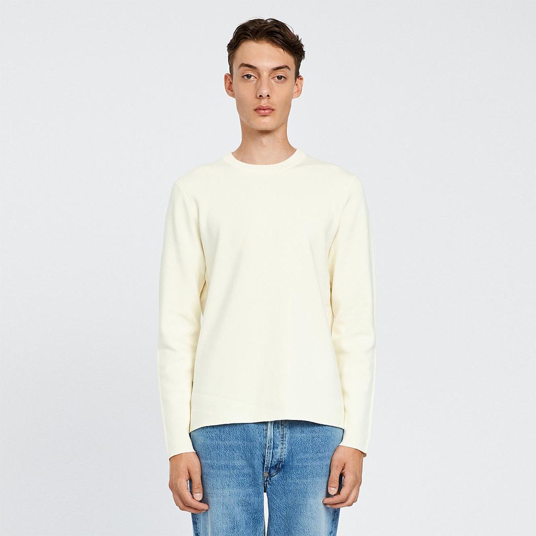 Benton Knit - Cannoli Cream-1