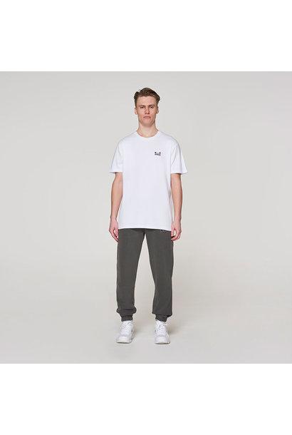 Violet Original Face T-shirt -  White