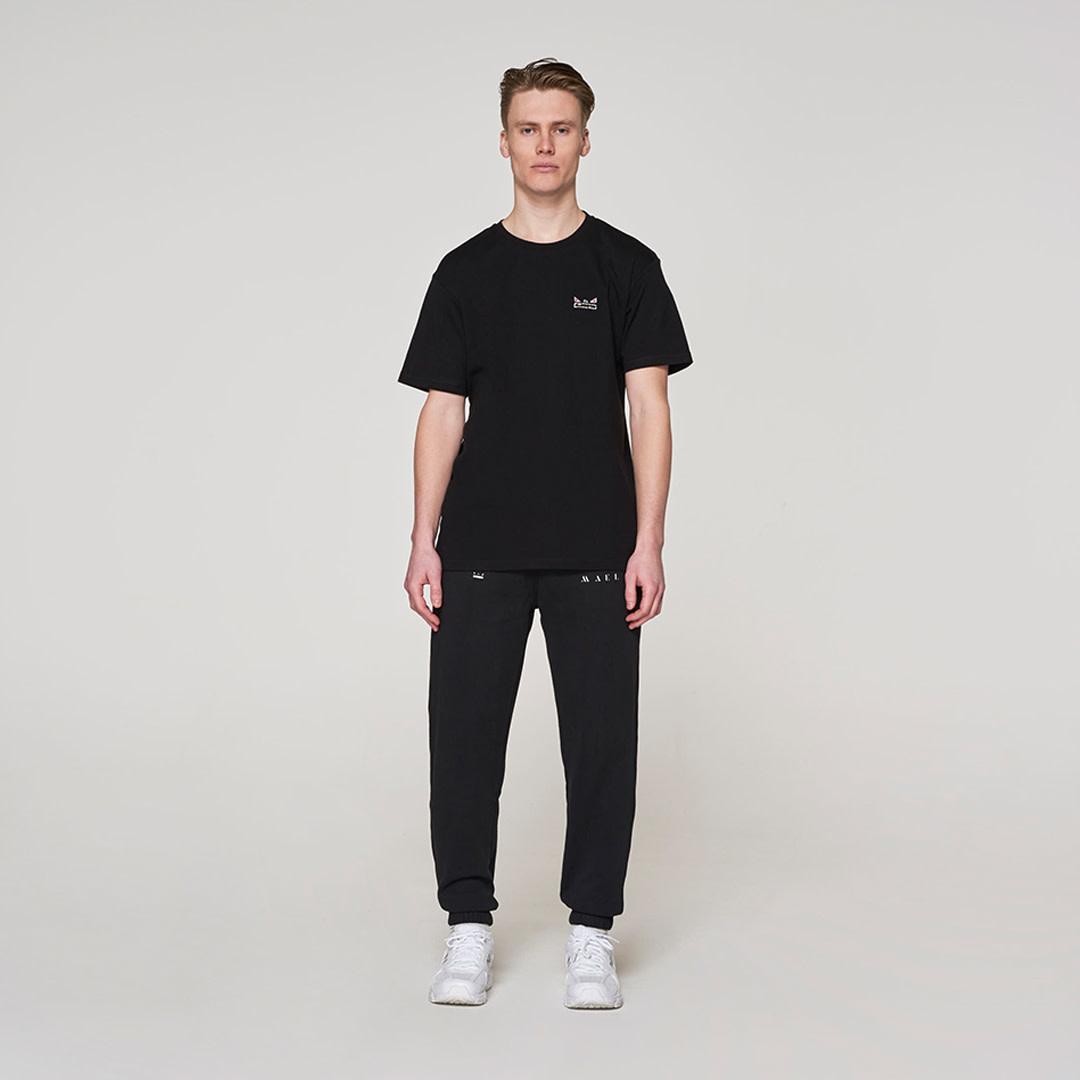 Original Face T-shirt -  Black-1