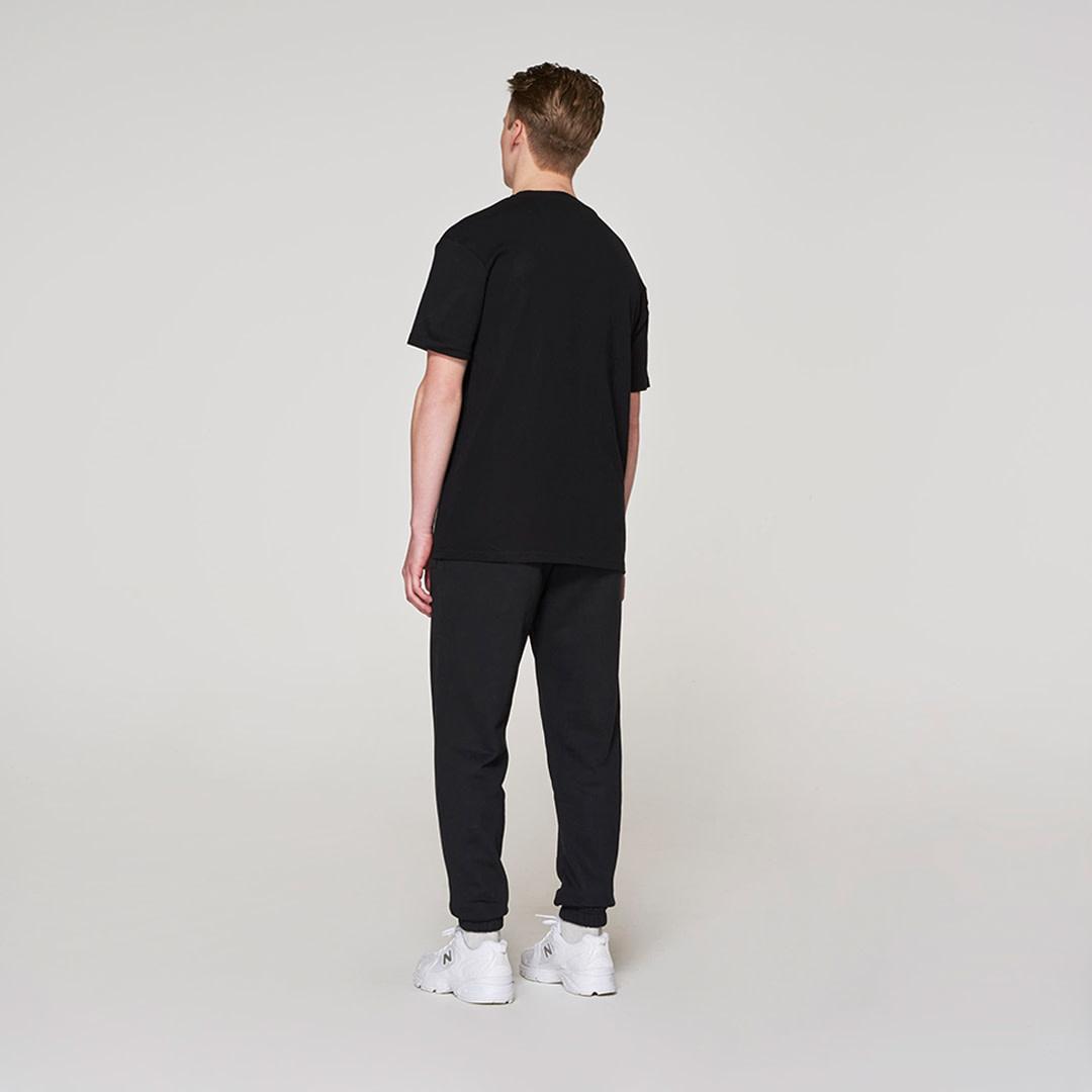 Original Face T-shirt -  Black-2