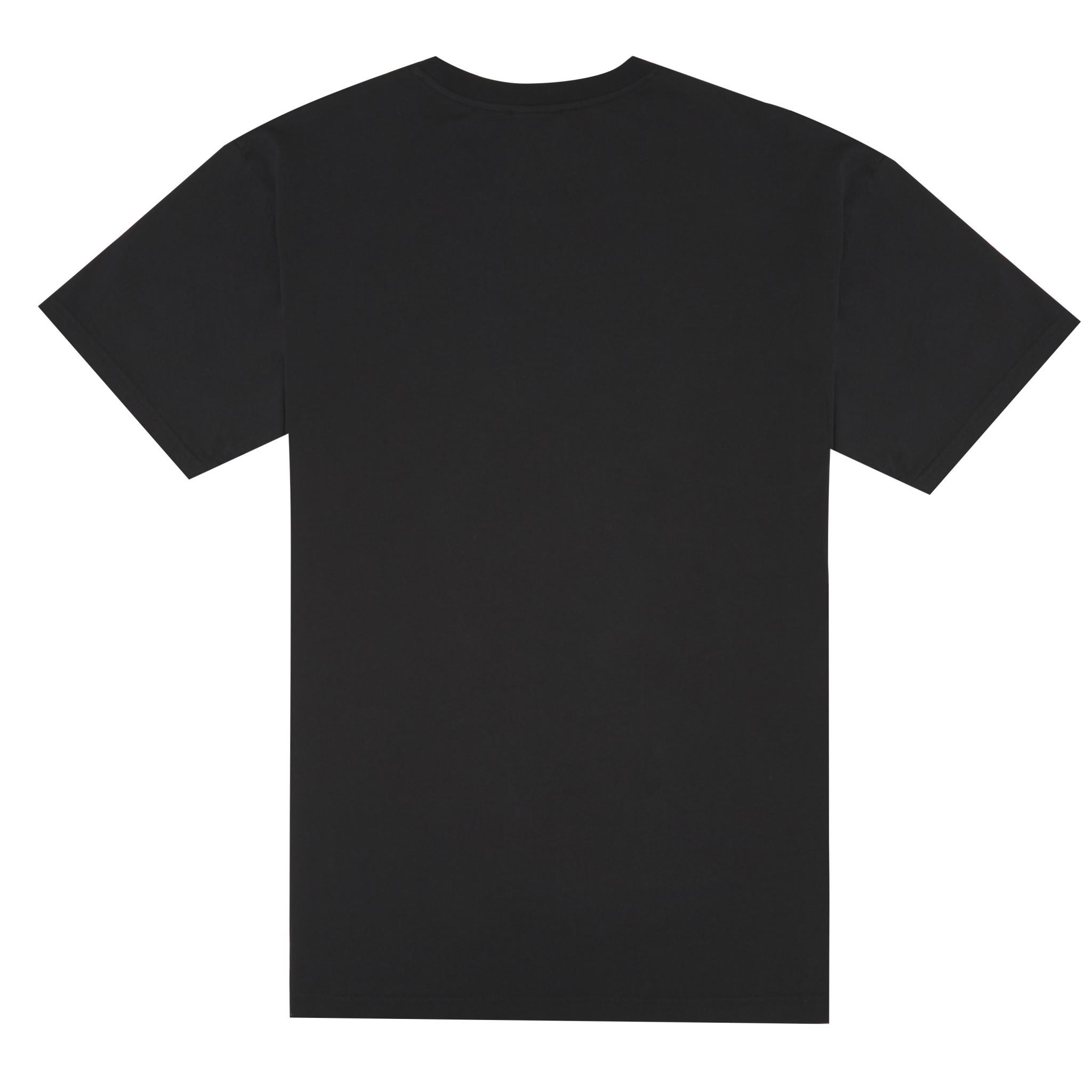 Original Face T-shirt -  Black-4