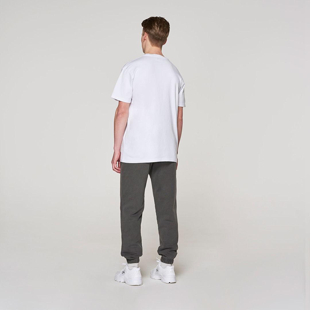 Violet Original Face T-shirt -  White-2