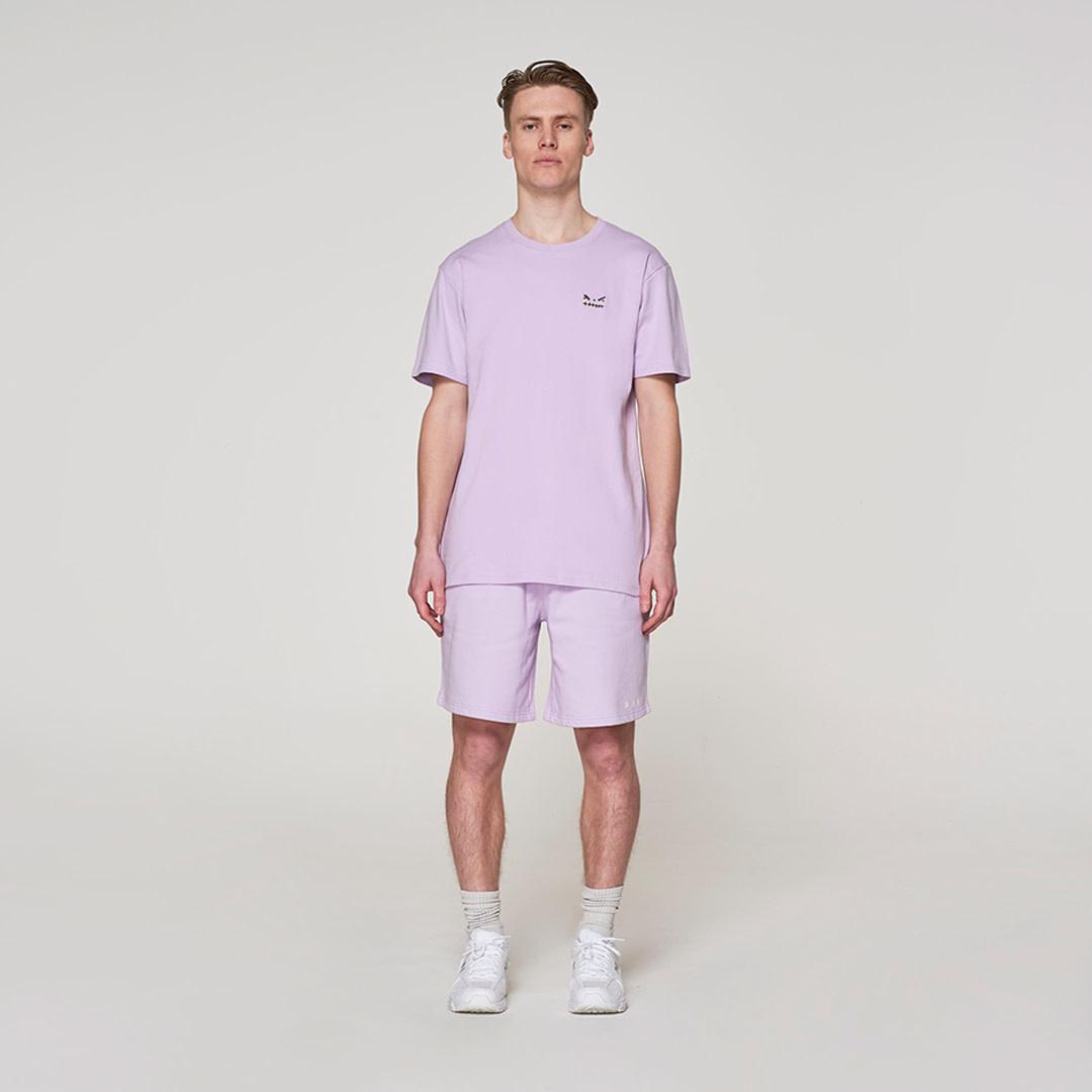 Jogging Short - Violet-1