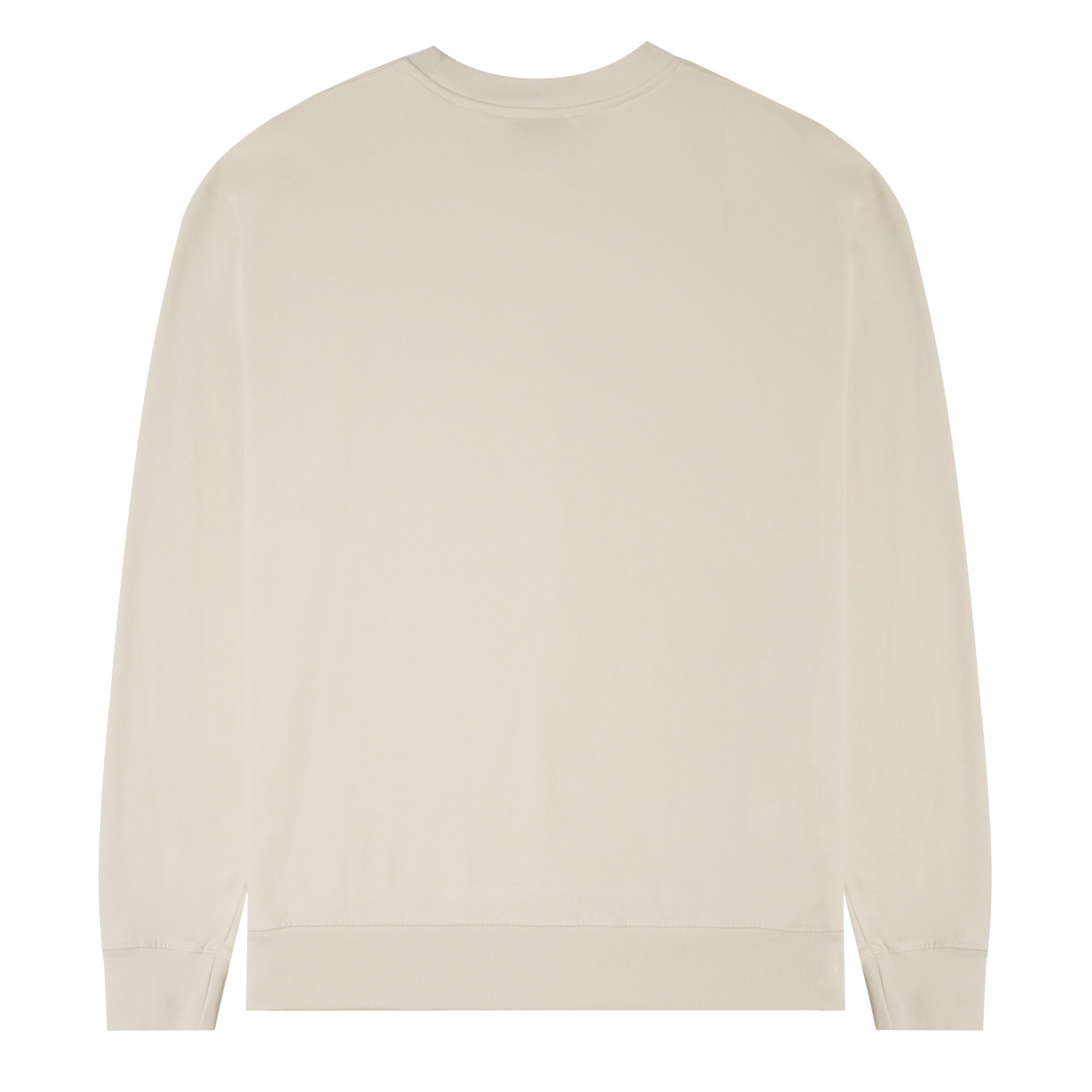 Red Crown + Name Sweater -  Off White-3