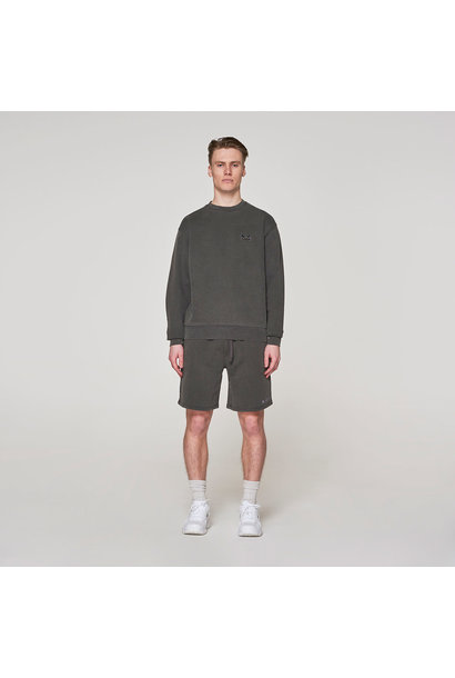 Original Face Sweater - Vintage Wash
