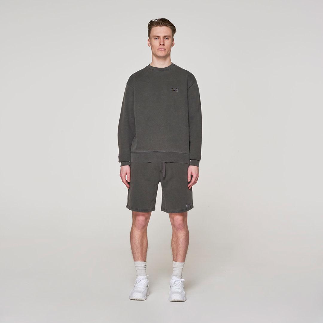 Original Face Sweater - Vintage Wash-1