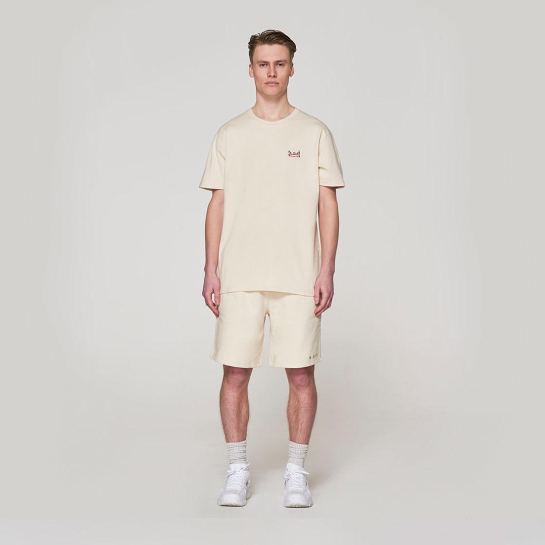 Original Face T-shirt - Off White-1