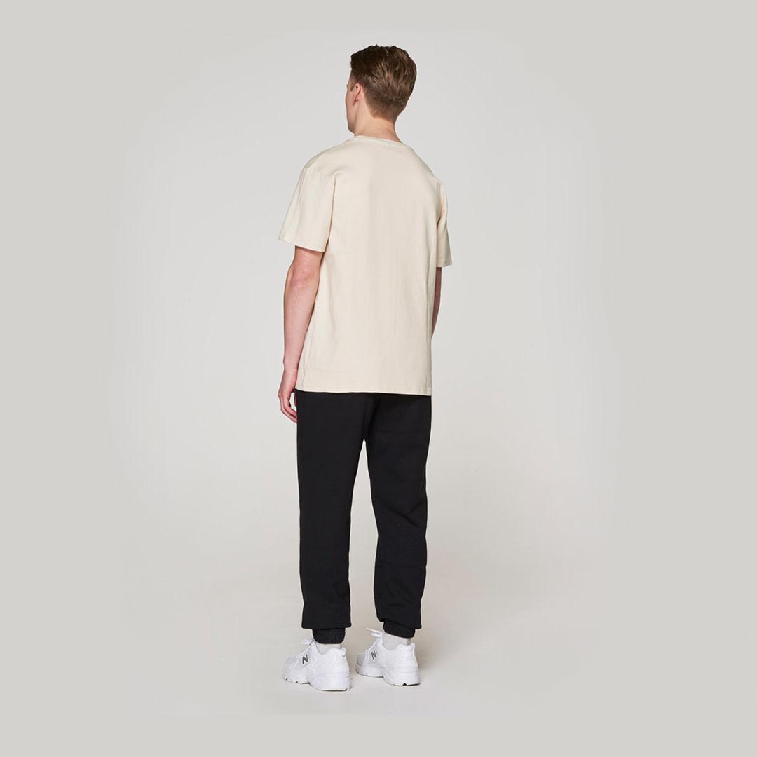 Original Face T-shirt - Off White-2