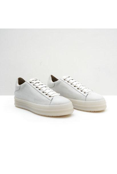 Icon Low Top Nabuk - White