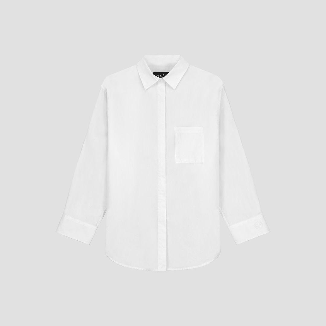 Uniform Shirt - White-1