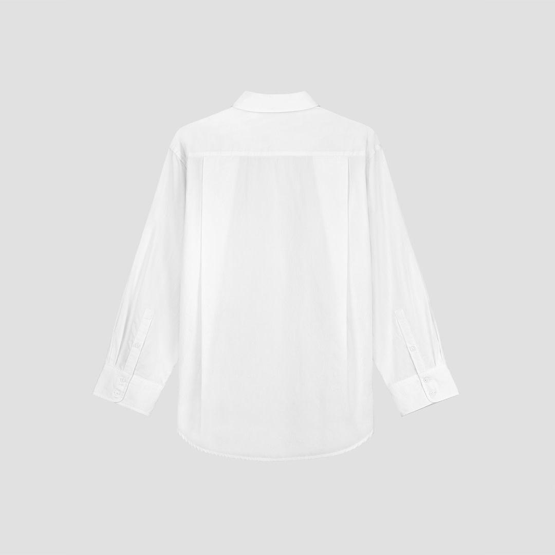 Uniform Shirt - White-2