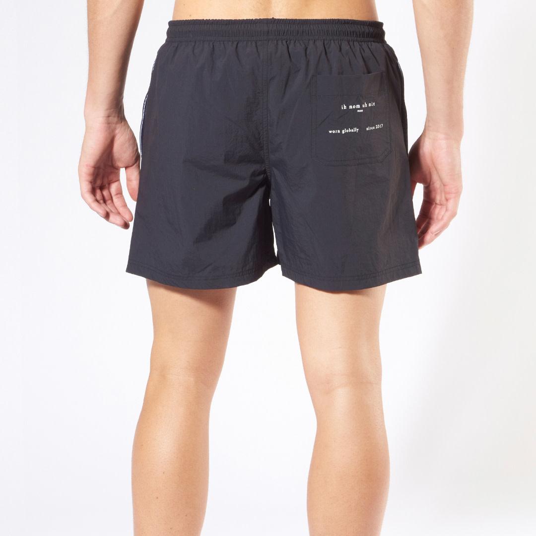 Beachwear Shorts - Black-2