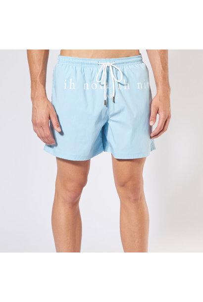 Beachwear Shorts - Light Blue
