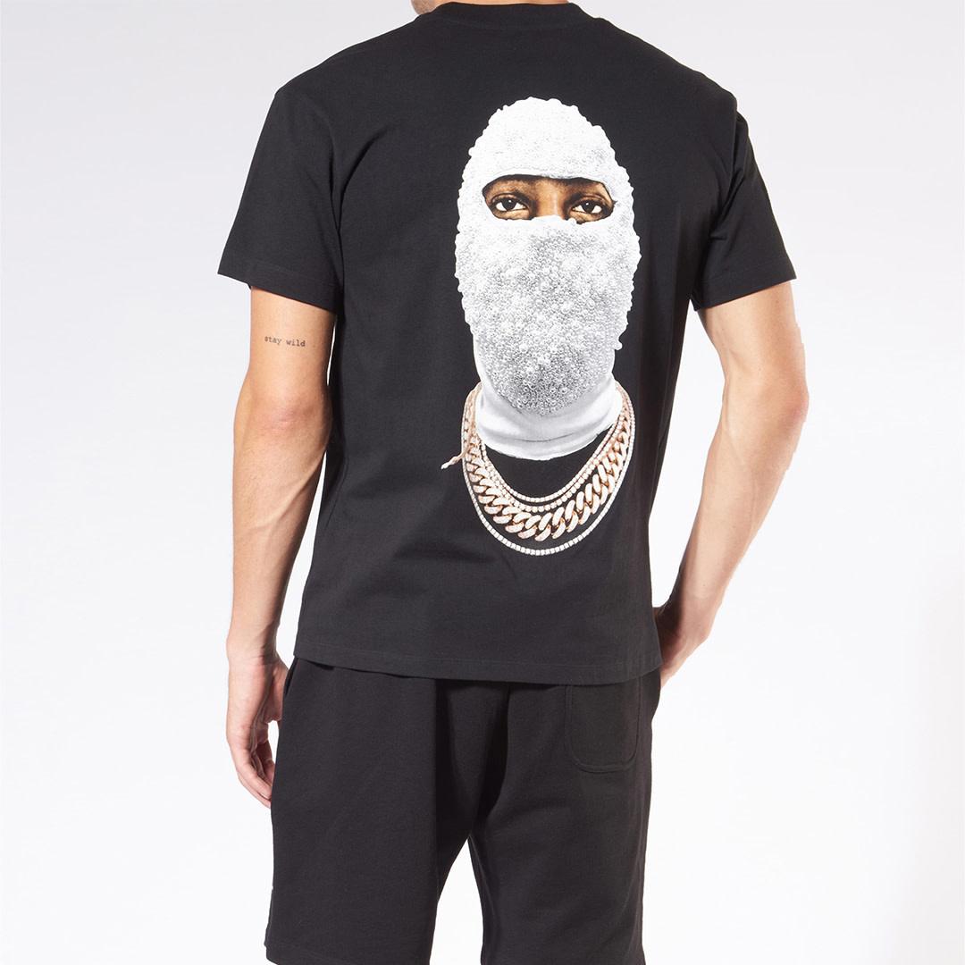Heritage Print + Future T-shirt - Black-2