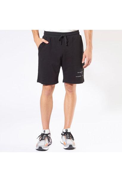 Heritage Logo Shorts - Black
